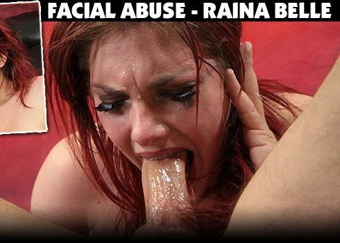 Facial Abuse Rainia Belle Video